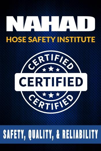 NAHAD HSI Certified